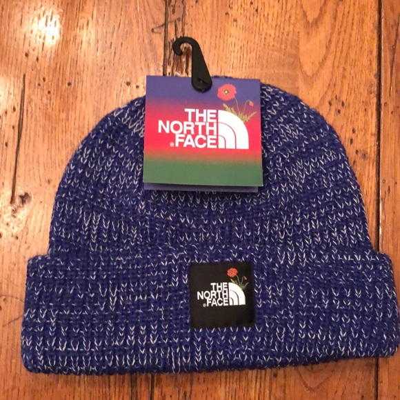 "f16476ec546 NWT - NORTH FACE ""Salty Dog"" Beanie...One Size"
